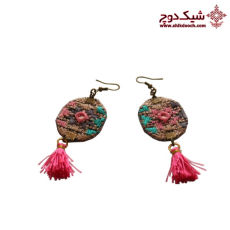 گوشواره  - Needlework Earrings