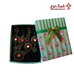 ست سوزن دوزی  - Needlework Jewellery Set