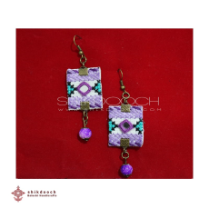 Needlework Earrings